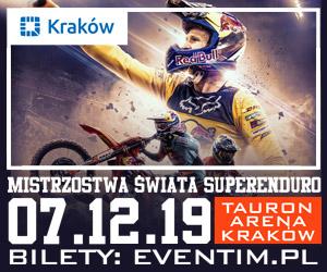 Mistrzostwa Świata SuperEnduro - Kraków 2019