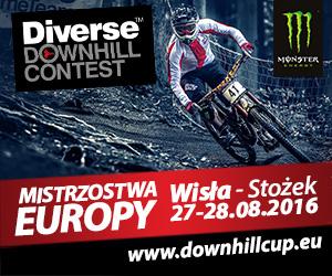 Mistrzostwa Europy Downhill - Wisła 2016
