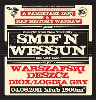 SMIF'N'WESSUN | WFD | DIOX