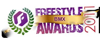 Freestyle BMX Awards 2011