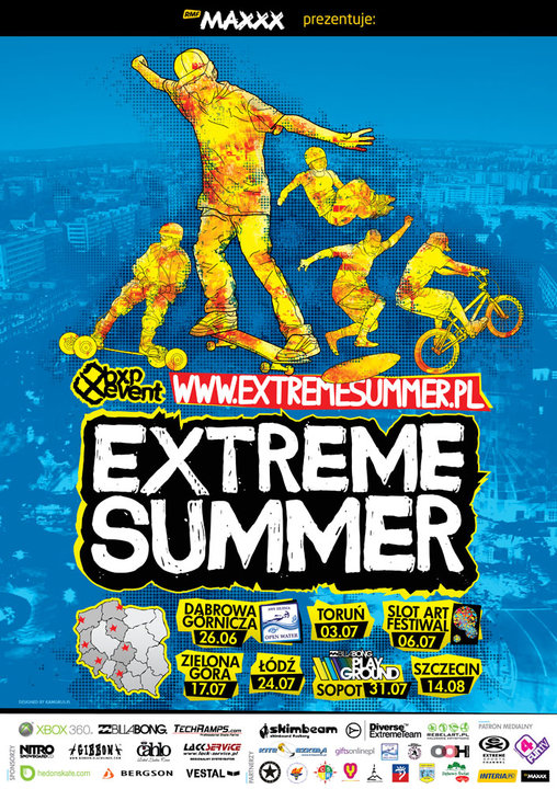 Extreme Summer | Billabong Play Ground