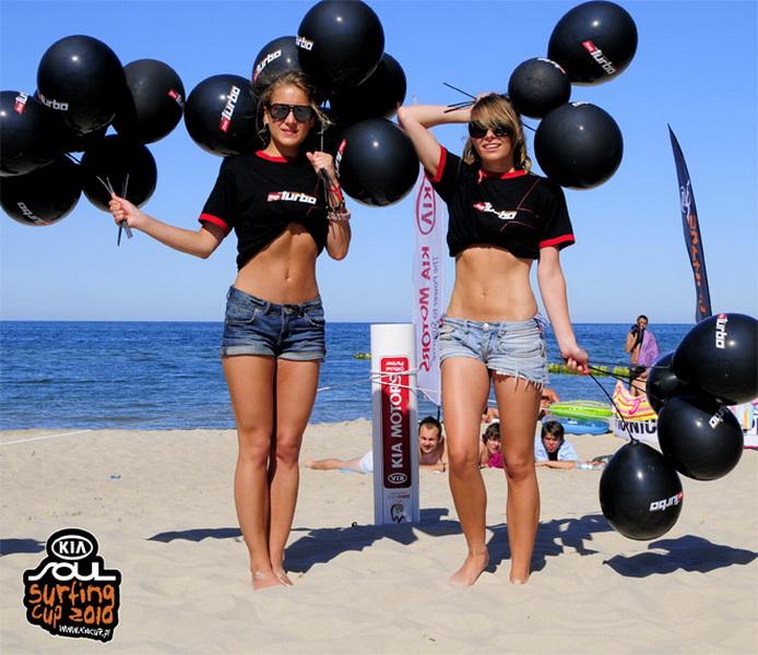 KIA Soul Surfing Cup 2010 - Tour Chałupy