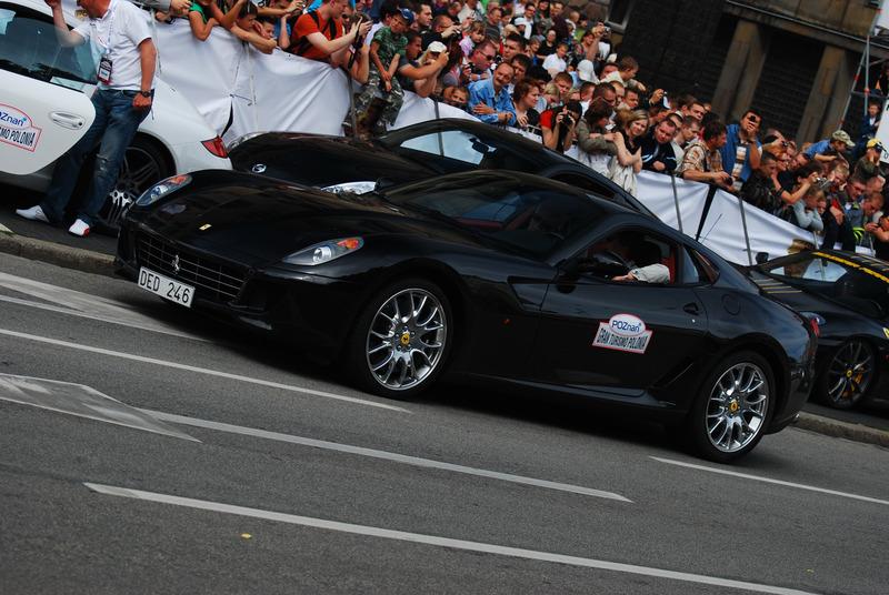 Ferrari 599 GBT 1