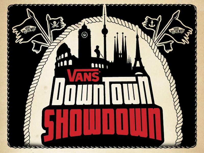 Vans Downtown Showdown