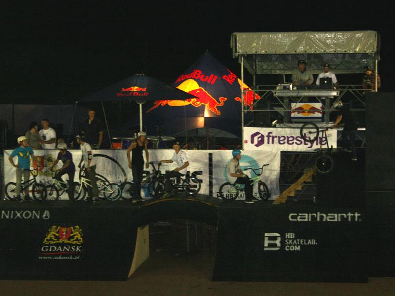 Baltic Games 2010 - Dzień I - BMX eliminacje