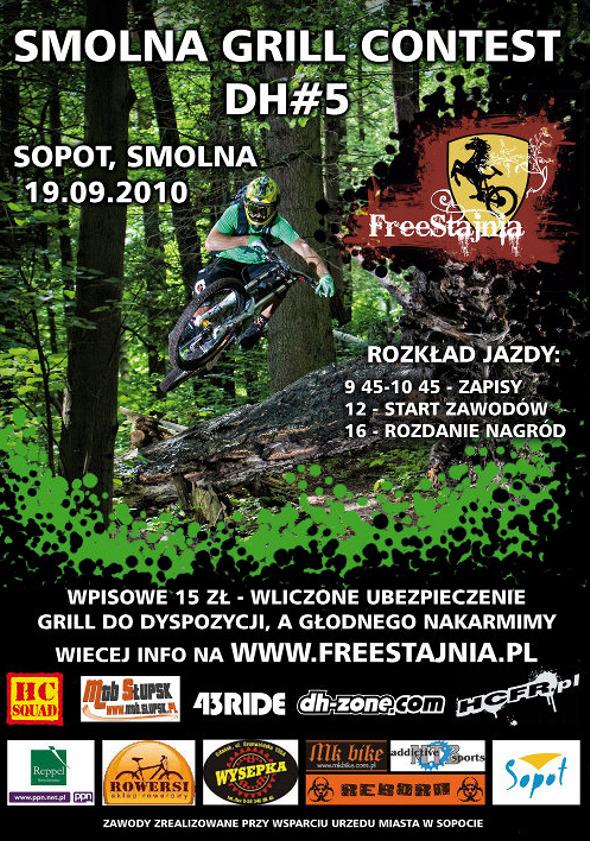 Smolna Grill Contest - 19 września!
