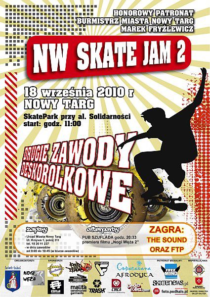 NW Skate Jam 2