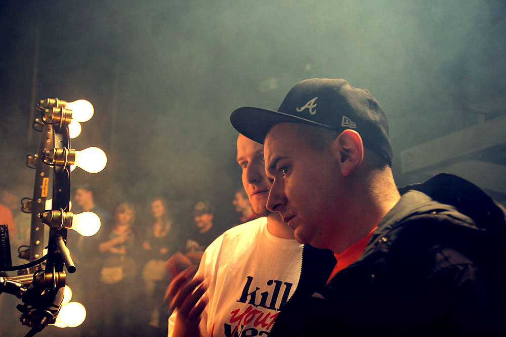 Grubson, DJ BRK