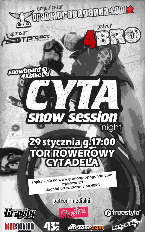 Cyta Snow Session