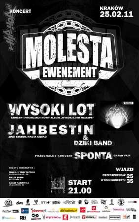 Molesta Ewenement - Fabryka Kraków