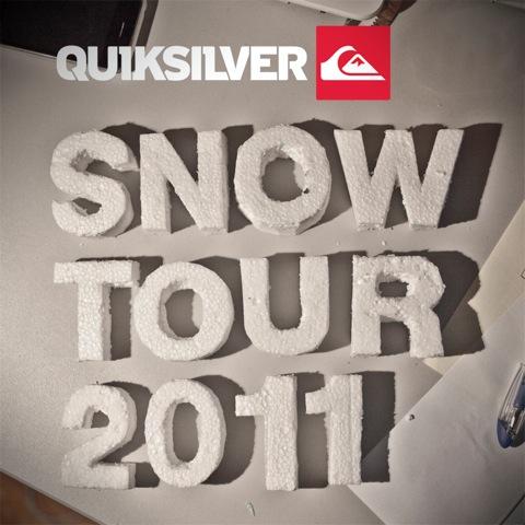 Quiksilver SnowTour 2011