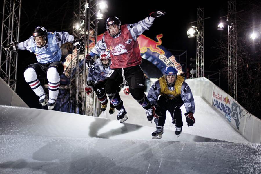 Crashed Ice 2011
