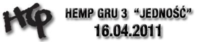 Premiera Jedność - Hemp Gru