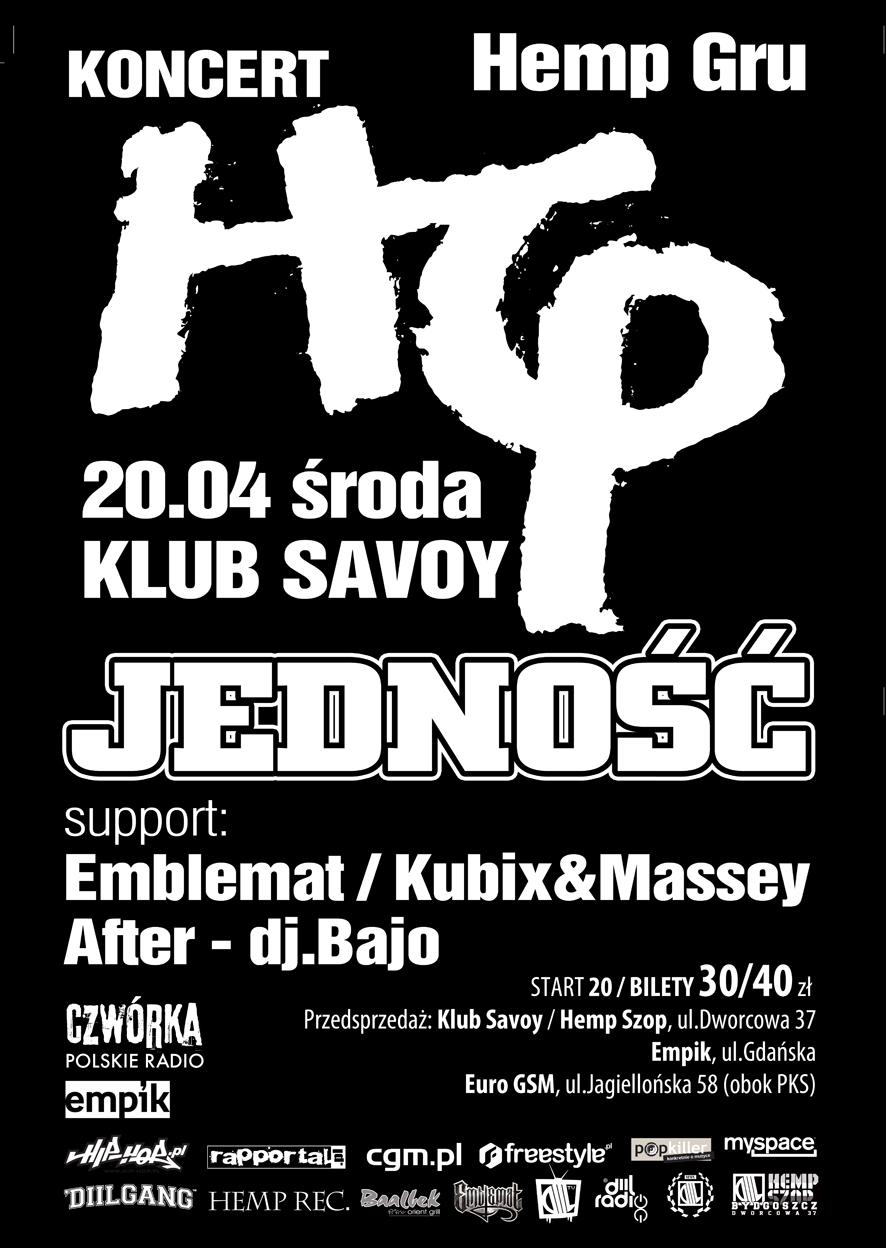 """Hemp Gru """"Jedność"""" - Bydgoszcz"""