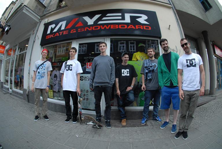 My DC Crew - Poznań