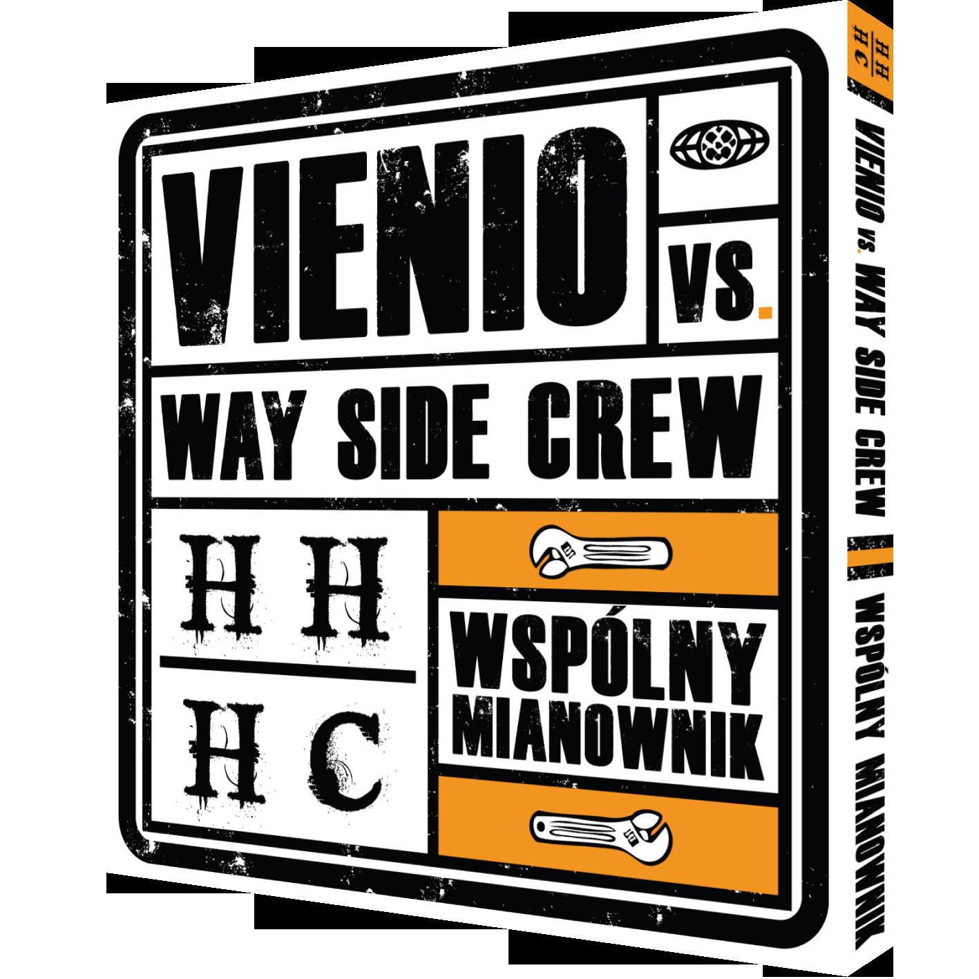 Vienio i Way Side Crew - Wspólny Mianownik