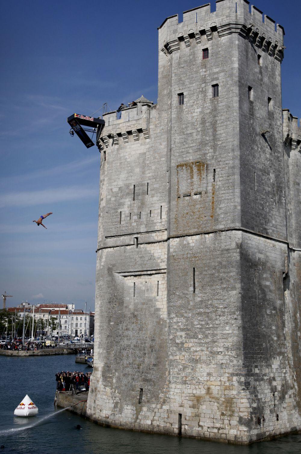 Red Bull Cliff Diving Francja 2010