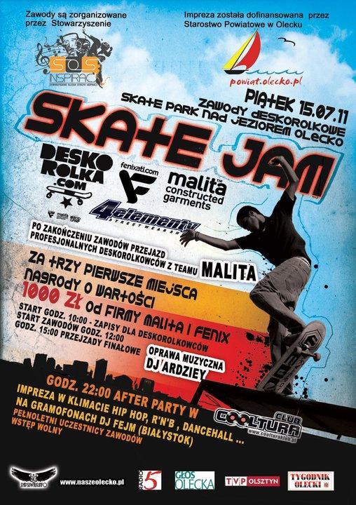 Skate Jam Olecko