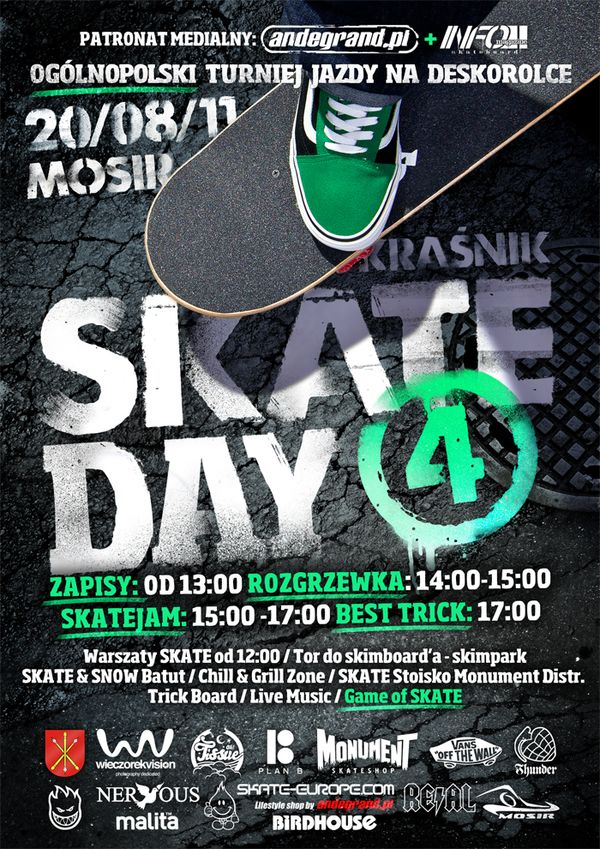 Kraśnik Skate Day 4