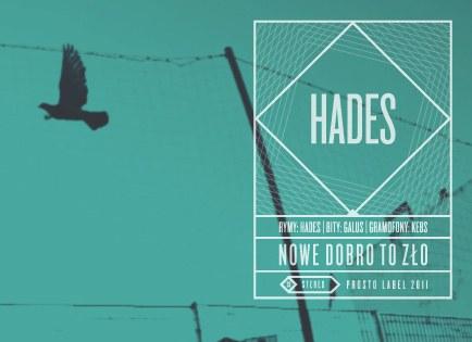 Hades (HiFi Banda) - Nowe Dobro To Zło / RH- - EP (2011)