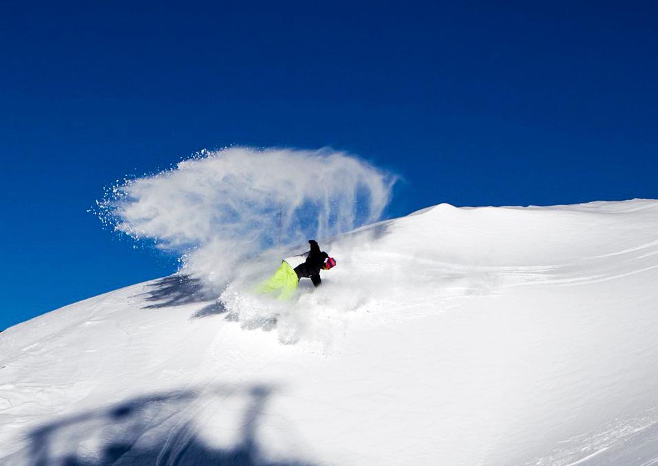 SnowShow Freestyle Week Livigno