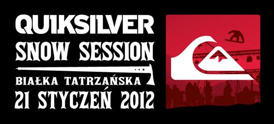 Quiksilver Snow Session 2012
