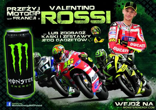 Przeżyj MotoGP z Valentino Rossi!