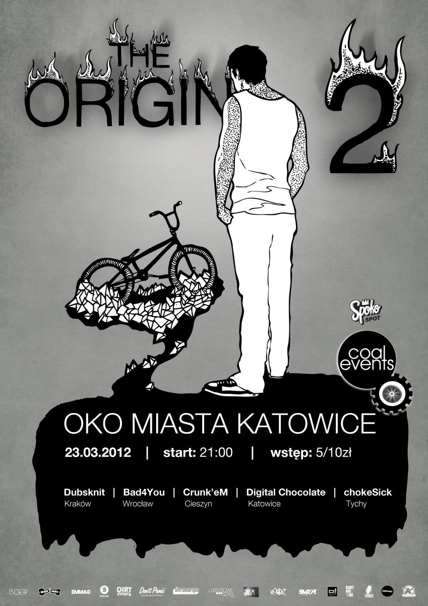 Coal Events - The Origin 2 @ OKO Miasta Katowice (Afterparty po Ride Your Way 2)
