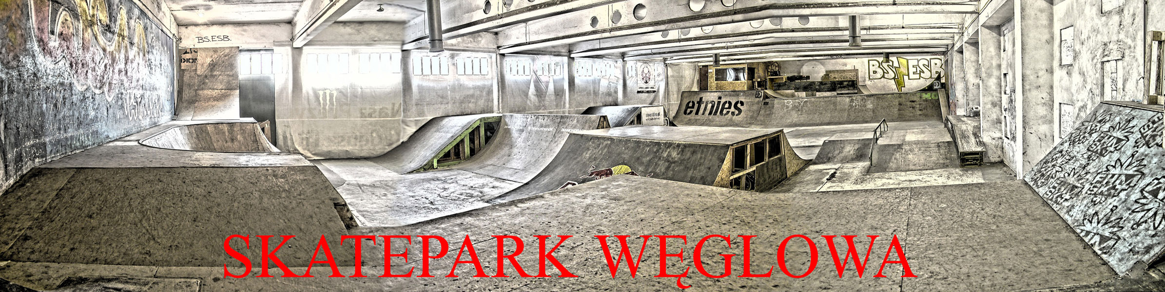 Skatepark Węglowa Białystok