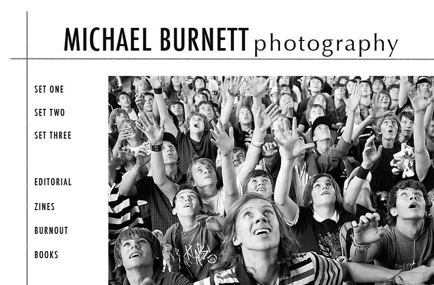 Fotograf Michael Burnett