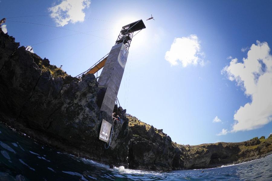 Red Bull Cliff Diving - Alain Kohl