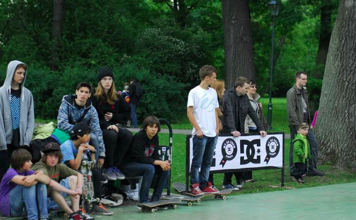 My DC Crew Kraków