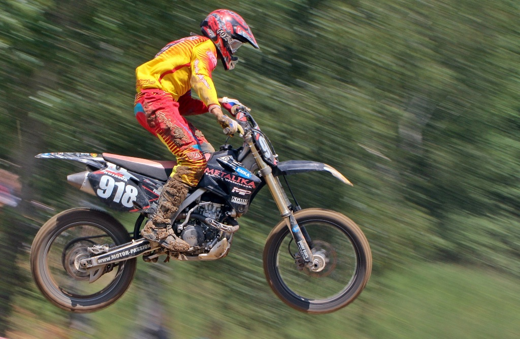 Motocross.W locie