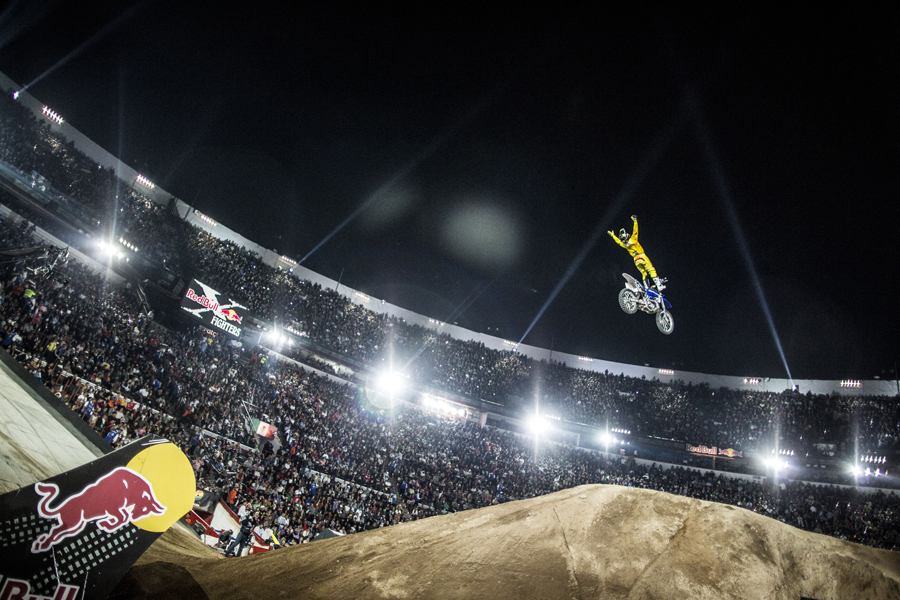Red Bull X-Fighters - Mexico City