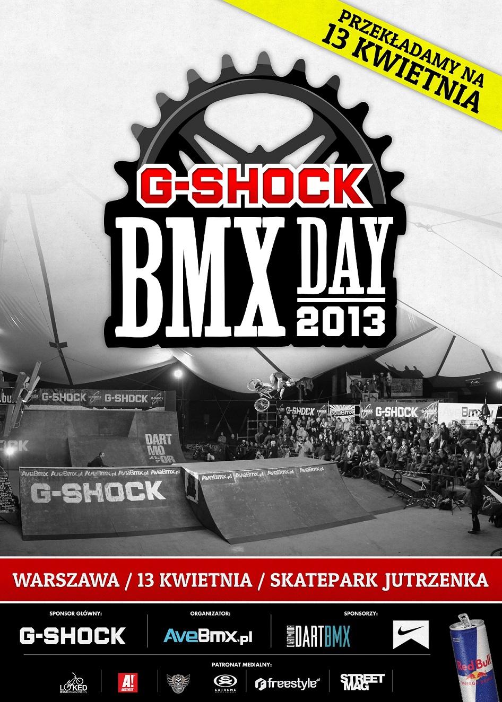 G-Shock BMX Day 2013 13 kwietnia