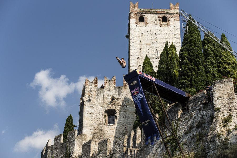 Red Bull Cliff Diving 2013