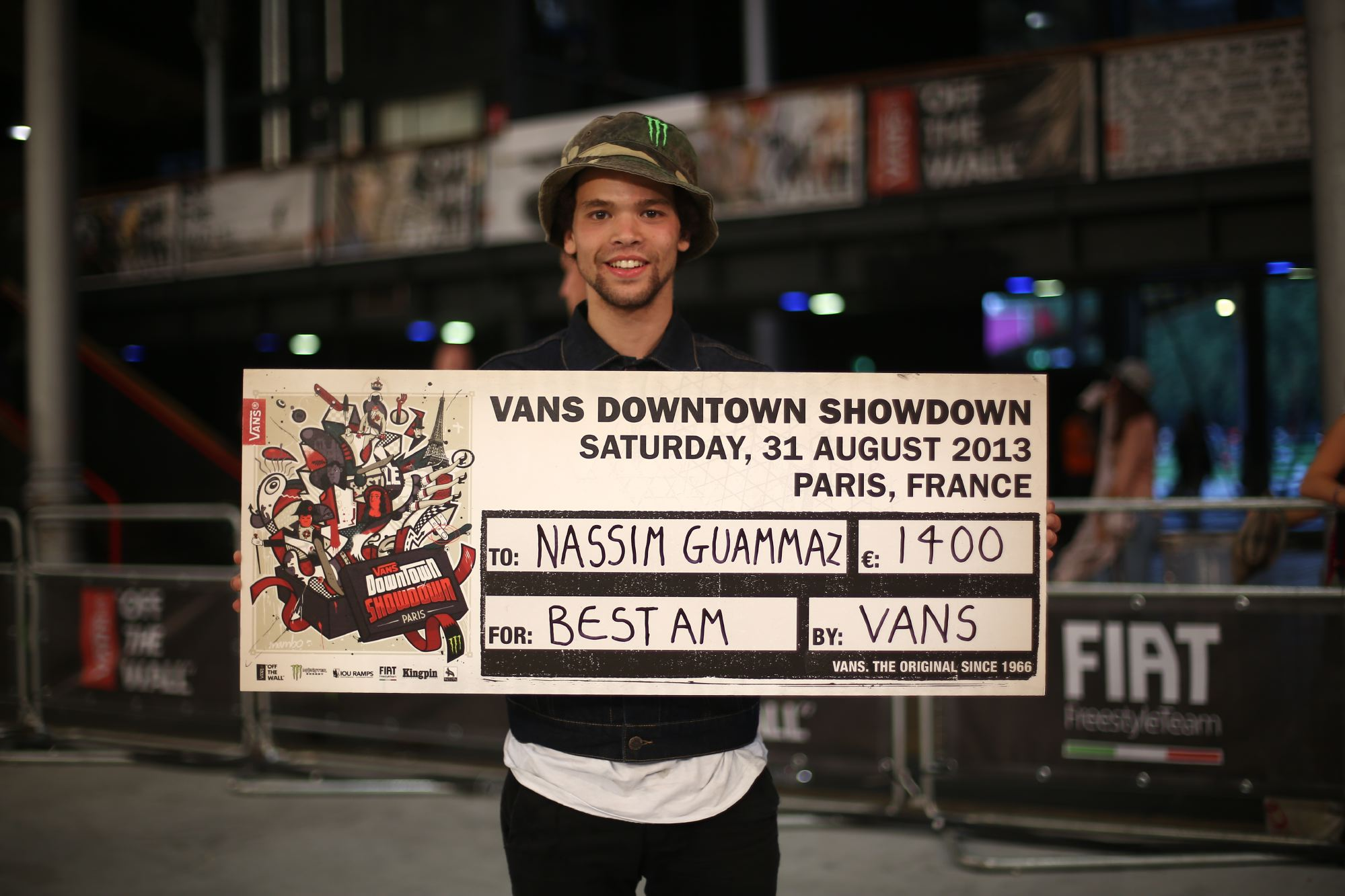 Vans Downtown Showdown 2013