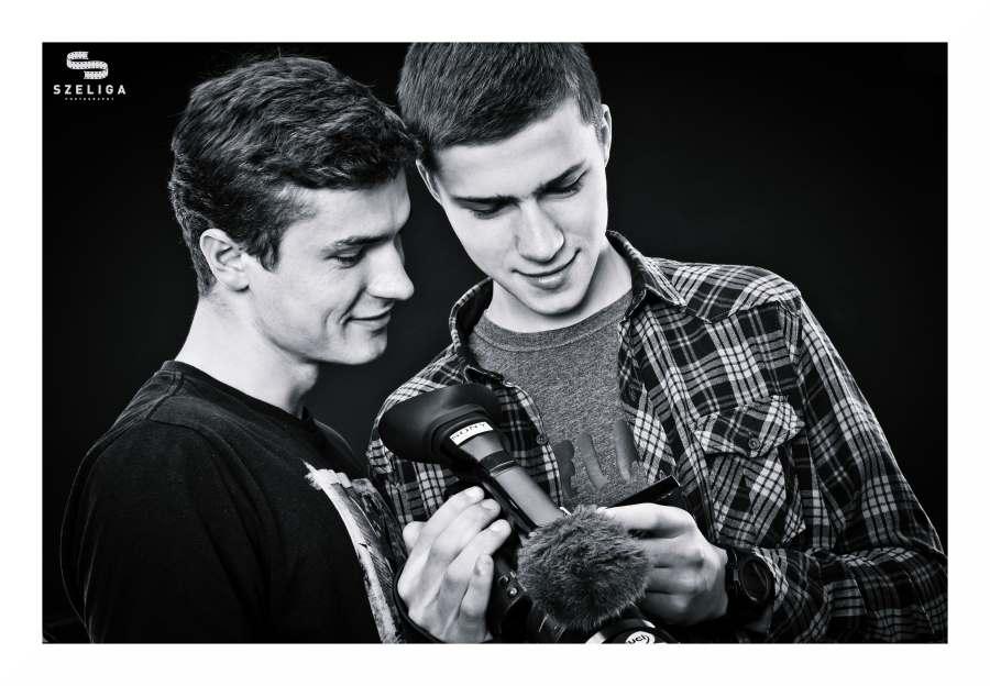 Michał i Kuba Gzela