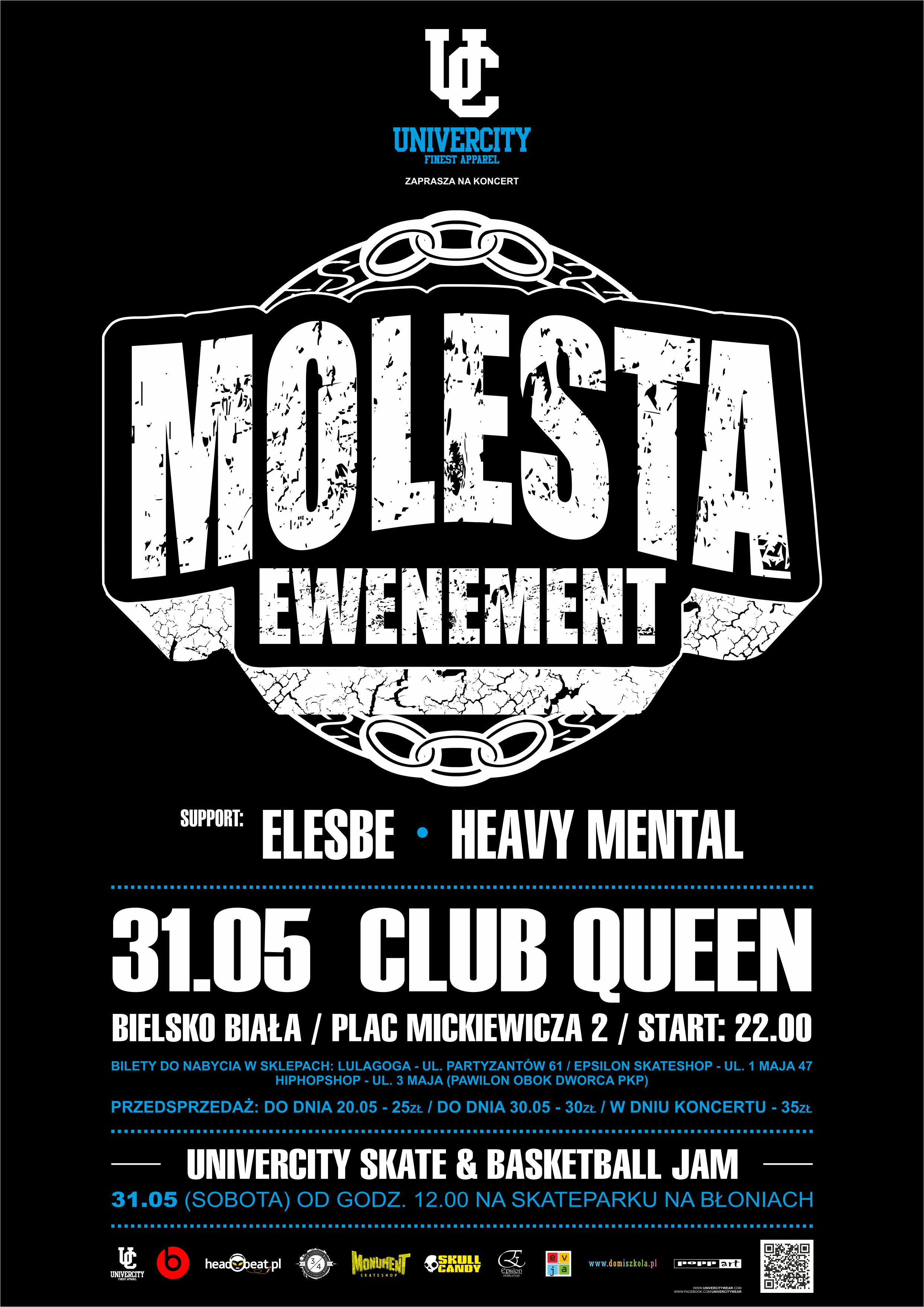 Molesta w Bielsku-Białej