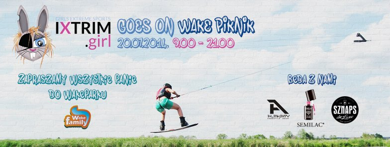IxtrimGirl.com goes on a WAKE PIKNIK