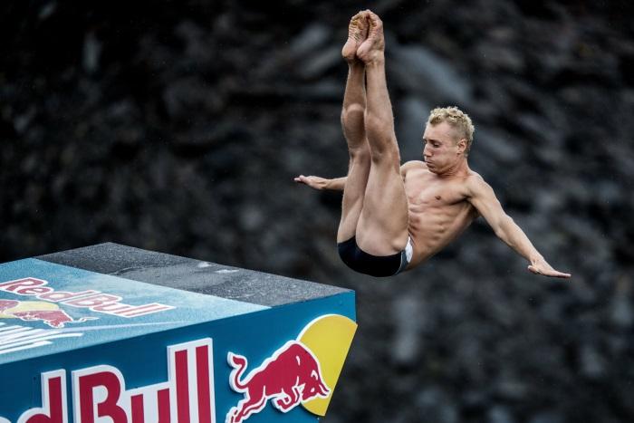 Krzysztof Kolanus - Red Bull Cliff Diving