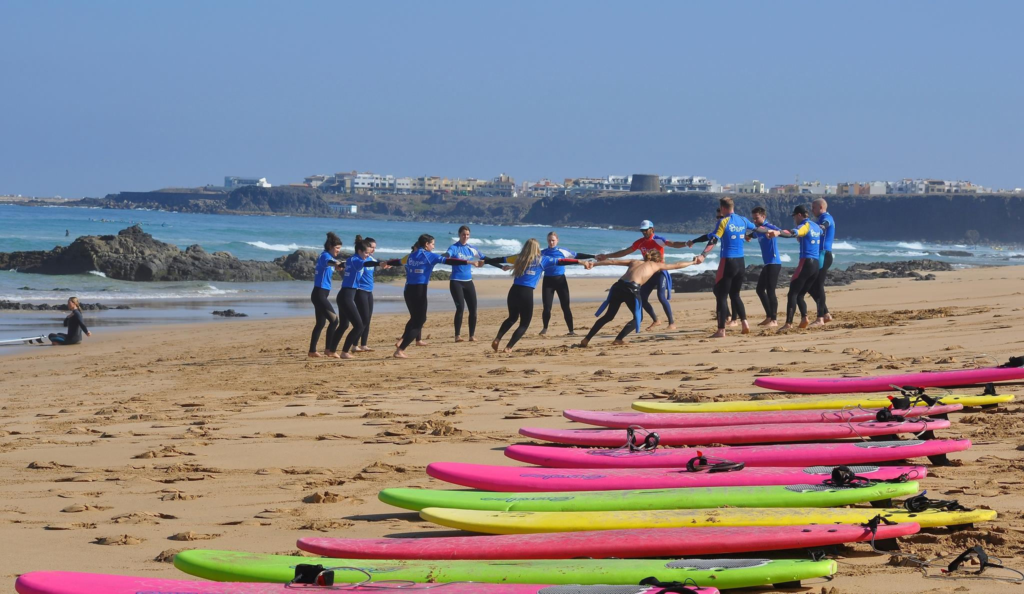 Planet Surf Camps