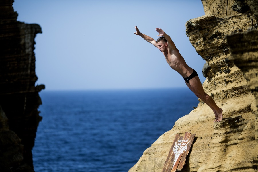 Red Bull Cliff Diving World Series 2014 - Sao Miguel