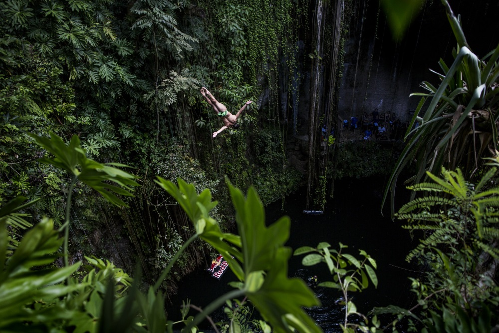 Red Bull Cliff Diving World Series 2014 - Jukatan