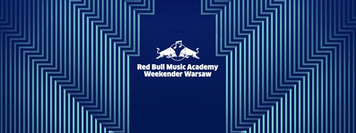 RED BULL MUSIC ACADEMY WEEKENDER WARSAW: Buraka Som Sistema, Catz 'N Dogz, Evian Christ, Steve Nash & Turntable Orchestra, W.E.N