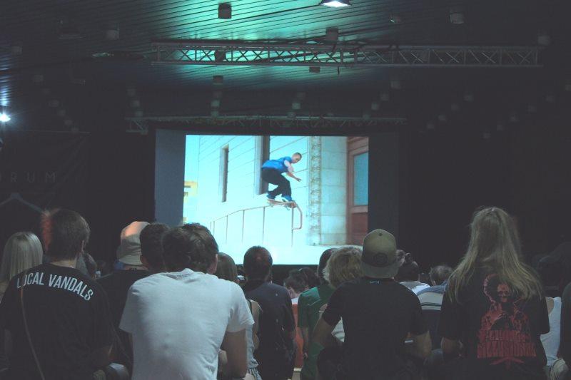 Krakowska premiera filmu Youth Skateboards