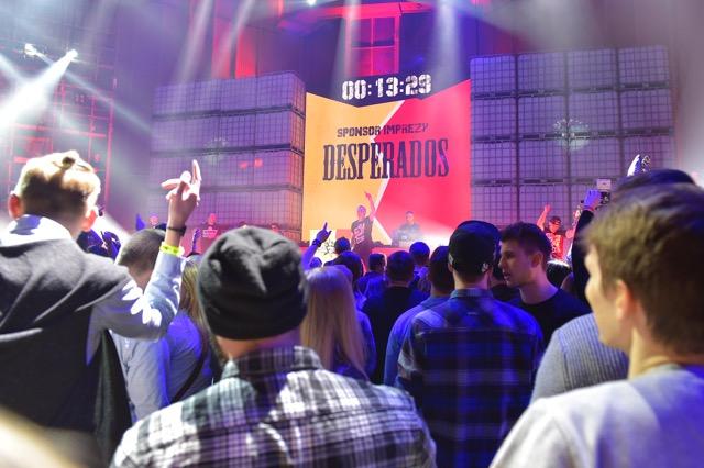 Party Challange by Desperados w niesamowitej przestrzeni Instytutu Energetyki