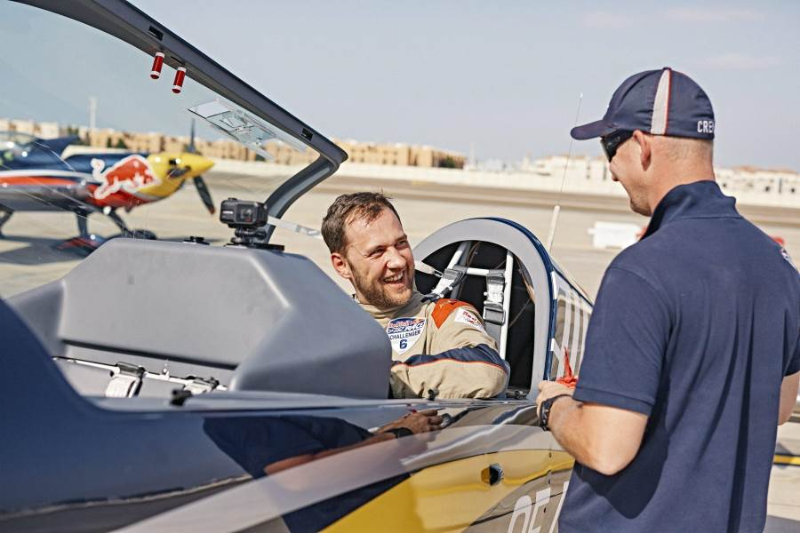 Red Bull Air Race 2016 - Abu Dhabi