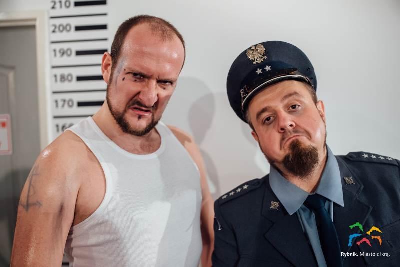 Po lewej GrubSon. Fot. Michał Schwierc