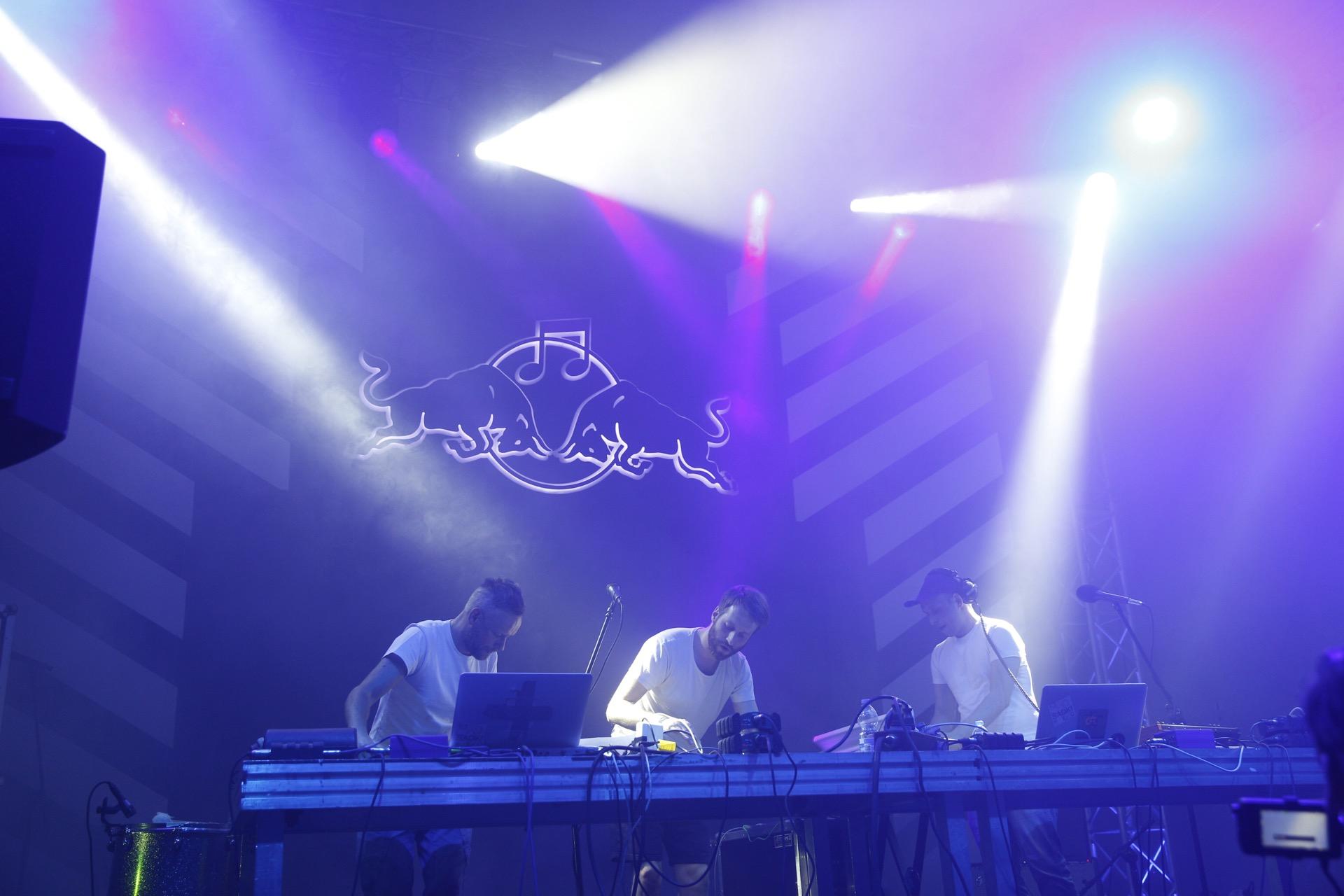 Red Bull Music Academy Weekender Warsaw JAAA